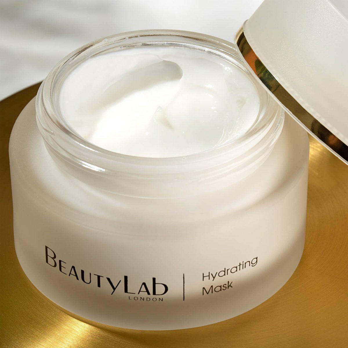Masque hydratant anti-âge