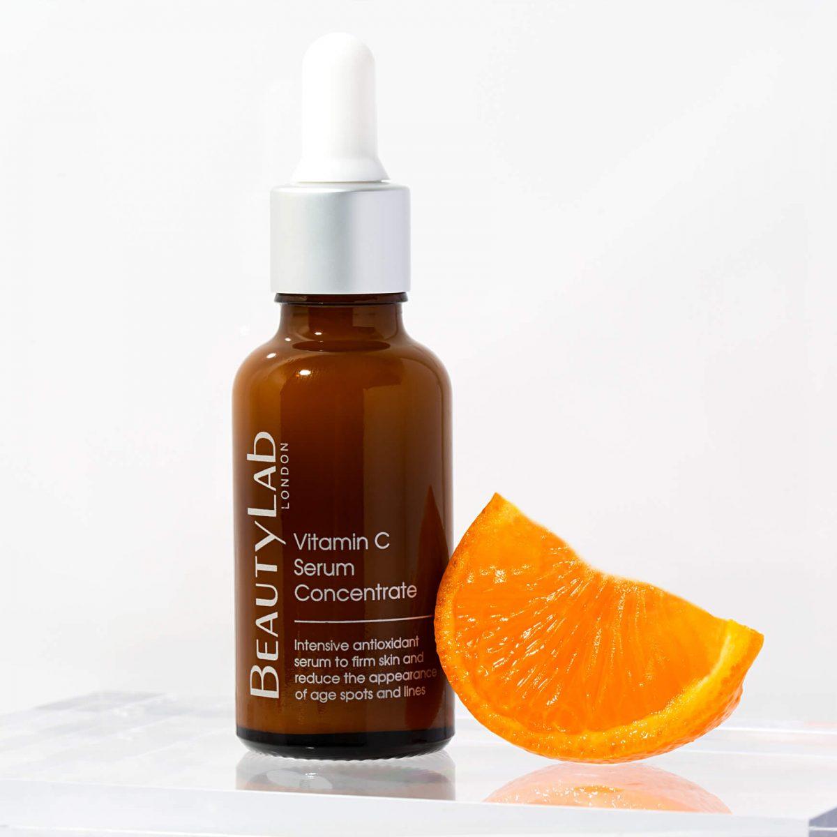 Sérum concentré vitamine C présentation
